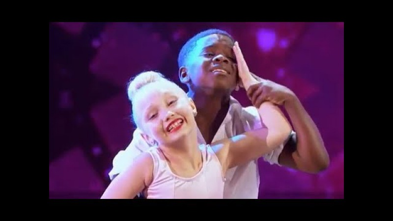 America's Got Talent | Artyon Paige (Artyon Celestine Paige Glenn) - Time of My Life | AGT 2017