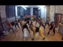 Fica caladinha and dance Zumba® with Lizaveta Feliz