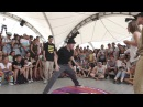 Lea Sunny VS K Ro Цеплуха LOCKING Yalta Summer Jam 2017