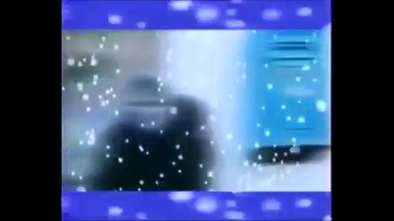 Зимние рекламные заставки (ТВЦ, 2004-2006)