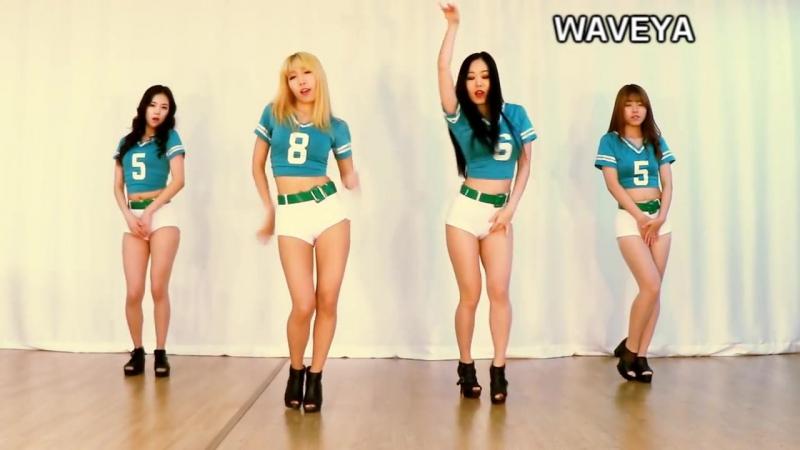 Waveya - EXID UPDOWN 위아래 Dance Cover