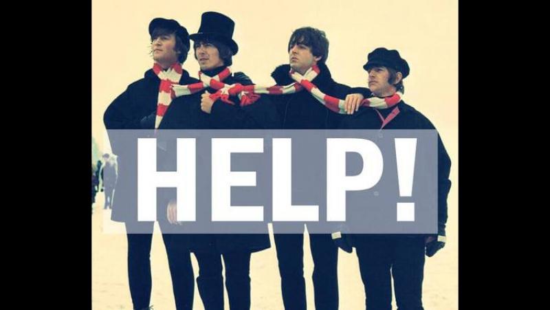 The Beatles - Help 1965.