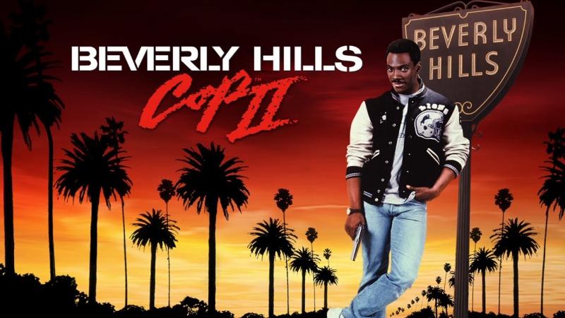 Полицейский из Беверли-Хиллз 2 Beverly Hills Cop II. 1987. Перевод Алексей Михалев