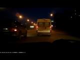 Авария в Новосибирске на улице Ватутина.