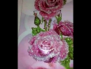 Розы,алмазная вышивка
