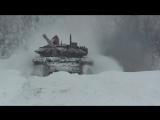 Подготовка мотострелков Северного флота к конкурсу «Танковый биатлон» в рамках АРМИ-2017