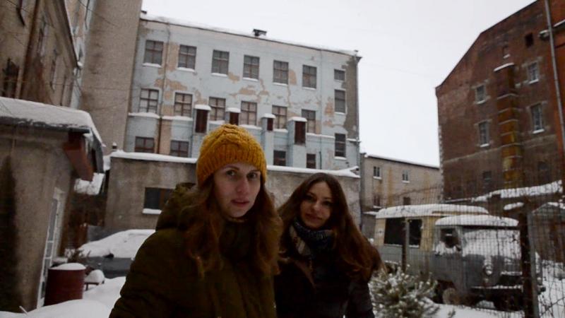 Видео-привет от ДВЕНЕОДНА галерее В норе (г. Тольятти)