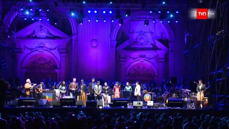 Gracias a La Vida - Concierto para Violeta 16-11-2011