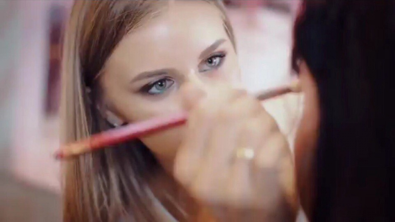 Экспресс-макияжи от меня 💄на открытии Gloria Jeans 👖 в Москве (Мега Белая Дача)