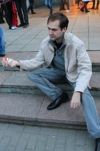 Сергей Сабуров