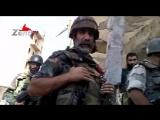 Бригадный генерал Иссам Захреддин в сражениях в Дейр-эз-Зоре
