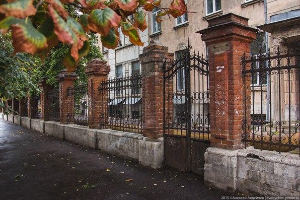 Самарские ворота.  Фото Алексея Авдейчева.