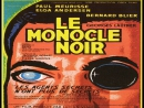 The Black Monocle -Georges Lautner1961 Paul Meurisse Bernard Blier Elga Andersen Jacques Dufilho Jacques Marin
