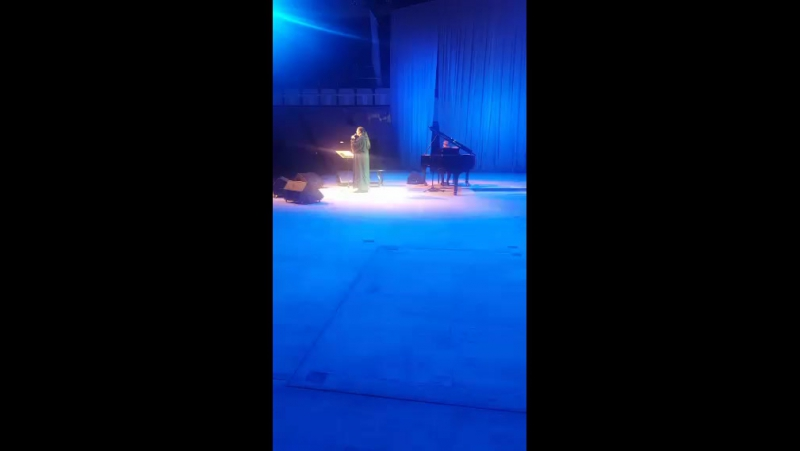 Концерт о.Фотия в Омске