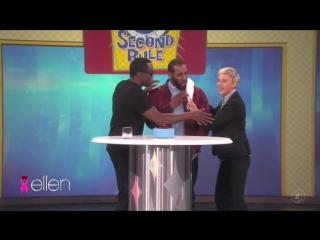 The Ellen DeGeneres Show Full Episode Season 14 2016.10.03 Sean 'Diddy' Combs, Stevie Nicks, Milo Ventimiglia, Miley Cyrus