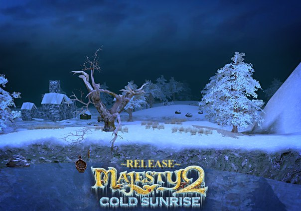 Majesty 2: Cold Sunrise #1