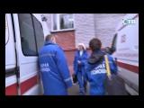 22.05.2017  ЧП в Сосновом Бору нападение на сотрудников скорой помощи