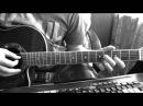 АККОРДЫ 7 strings guitar ОПЛАВЛЯЮТСЯ СВЕЧИ wmv