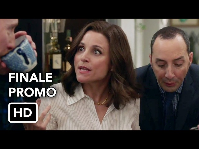 Veep 6x10 Promo Groundbreaking (HD) Season Finale