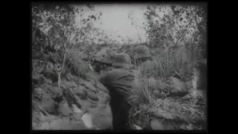 Пулемёт Максим и немецкий MG 42