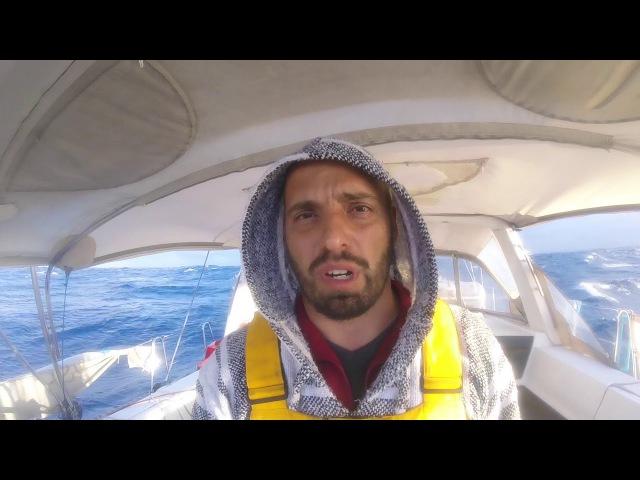 Переход с Маврикия в Кению. Переход Индийского океана в Африку. Часть 1 l Youtube Капитан Герман