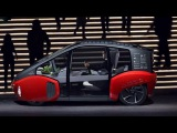 Rinspeed Oasis concept - Rinspeed presents CES and NAIAS  in January 2017