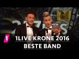 Beste Band 257ers  1LIVE Krone 2016