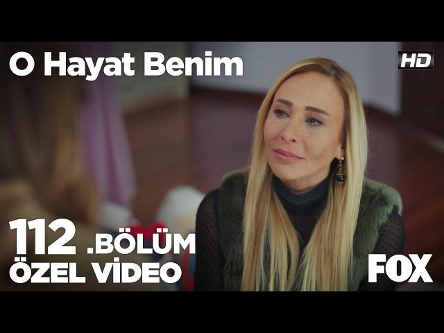 Hülya Nuran hakkında bildiği her şeyi Ateş ile Bahar'a anlatıyor O Hayat Benim 112 Bölüm
