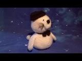 Foca Uncinetto - Amigurumi Tutorial -Seal Crochet - Sello Croche