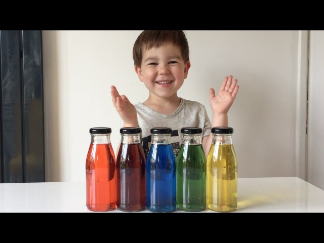 Simple Activities For Kids Surprise Your Child With Magic Colours