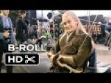 The Hobbit The Battle of the Five Armies B-ROLL 2 (2014) - Orlando Bloom, Lee Pace Movie HD