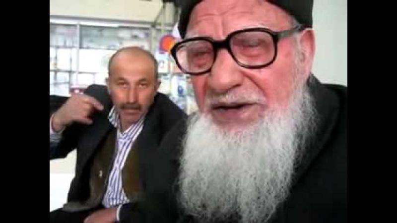 Kars Kağızman Mustafa Çelik Ermeni Vahşeti Tanığı