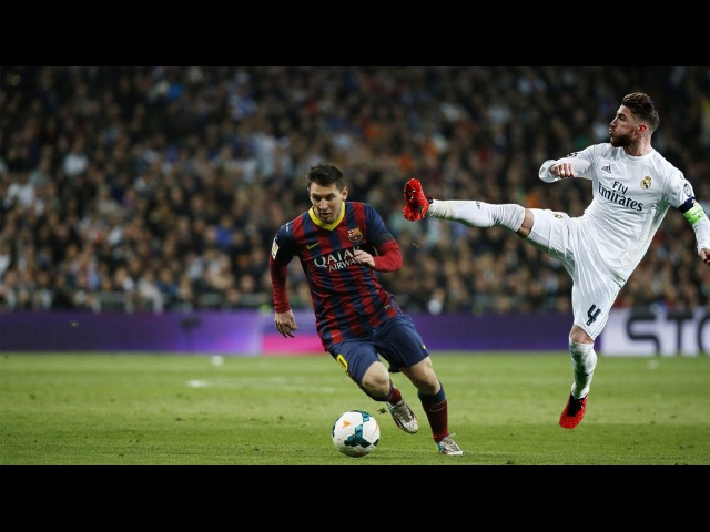 The Ugly Side of El Clásico ● Dirtiest Moments