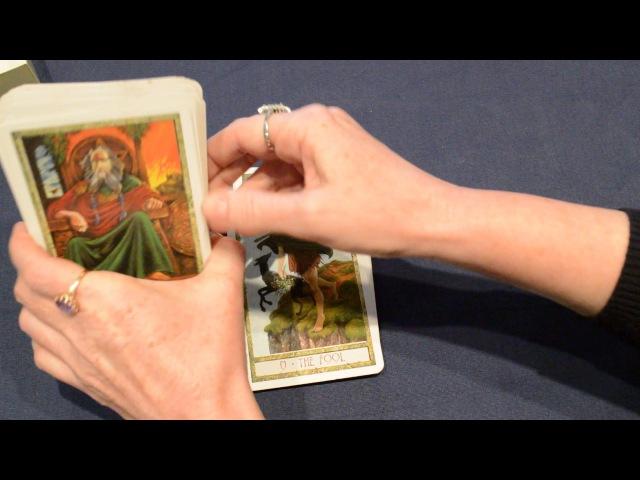 Обзор колоды Druid Craft Tarot -