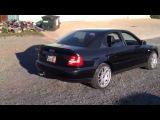 Audi B5 4.2 swap exhaust