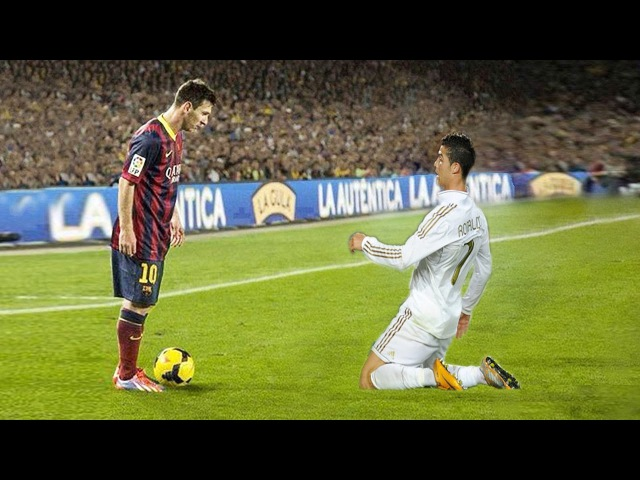 Lionel Messi Vs Cristiano Ronaldo • Humiliate Each Other