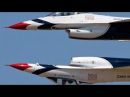 Greatest THUNDERBIRDS VIDEO ever!? Incredible take-offs, maneuvers, formations and COCKPIT FOOTAGE!