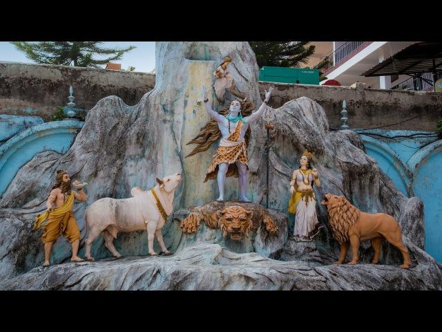 Кто такой Шива - бог или великий практик?(видео блог Йога по сути)