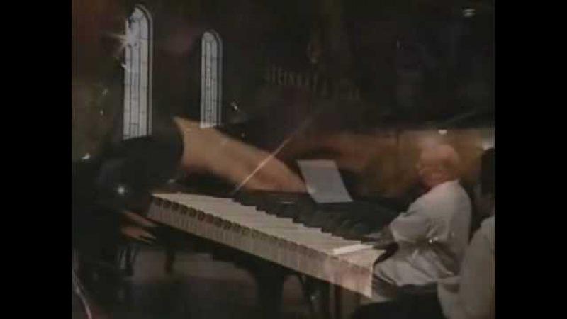 Daniel Barenboim Lang Lang - W.A. Mozart Sonata K 448 1 Allegro con spirito