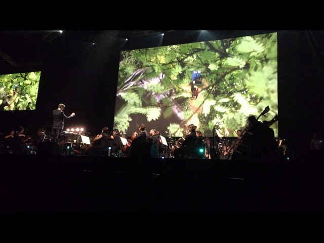Wherever, Whenever (Anywhere in Time and Space?) (2) - Doctor Who Symphonic Spectacular 2015 London