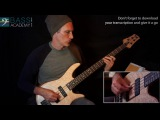 Bass Line Transcriptions 'Come On, Come Over' - Featuring Bassist, Jaco Pastorius