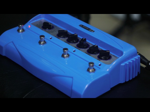 Line6 MM4 demo special blue color