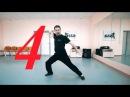 Уроки лезгинки от Аскера (NEW) - Часть 4 / Боковой ход, повороты, переходы, точка посл...