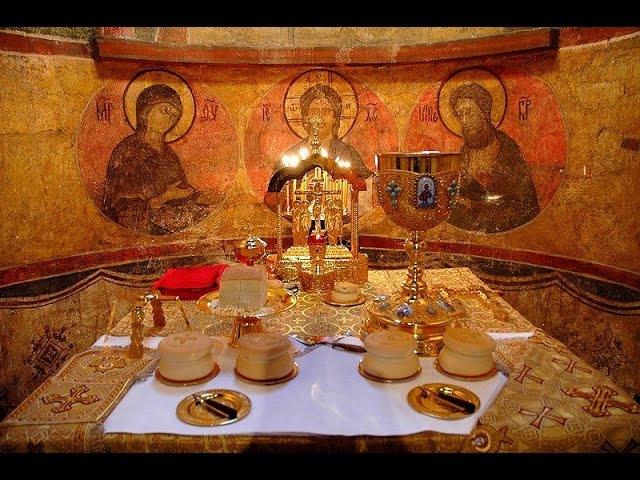 Причастие Тела и Крови Христовой это и есть настоящая жизнь. Савященник Игорь Си...