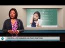 IXL   Dạy học phân số qua ngữ cảnh thực tế