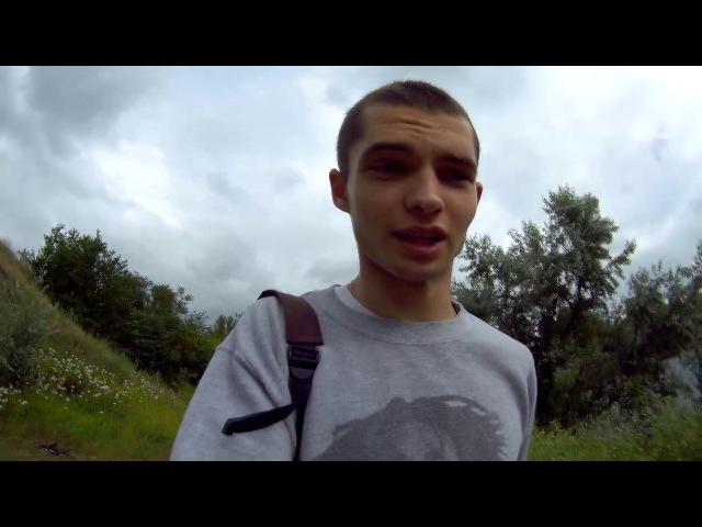 Vlog Video1 Паркур Футбол Разрыв связок