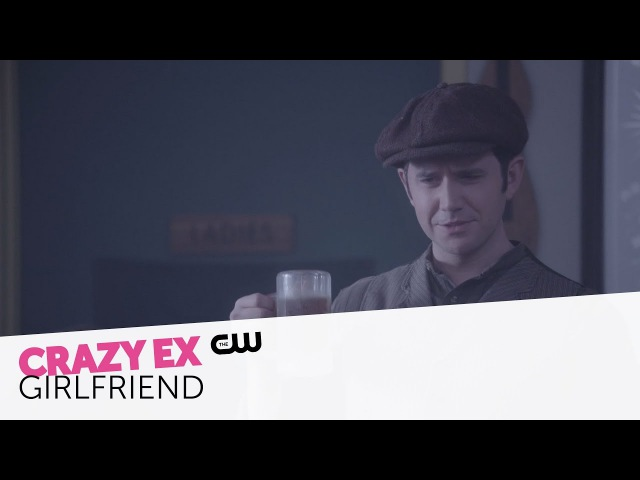 Crazy Ex-Girlfriend | Greg's Drinking Song | The CW