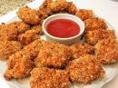 КУРИНЫЕ НАГГЕТСЫ В ДУХОВКЕ нереально вкусные хрустящие Chicken Nuggets in the oven