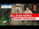 Smash Mouth - All Star Remix - (desktop view only) FUNNY MONTAGE