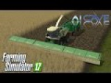 Farming Simulator 17 Mods - Krone XDisc 1860 - Larg Harvester Header